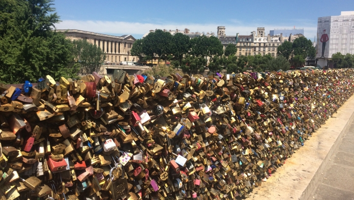 Love locked…