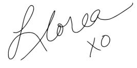 Llorea's Signature ICOVET